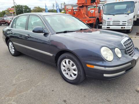 2005 Kia Amanti for sale at JG Motors in Worcester MA