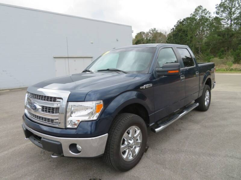 2013 Ford F-150 for sale at Access Motors Co in Mobile AL