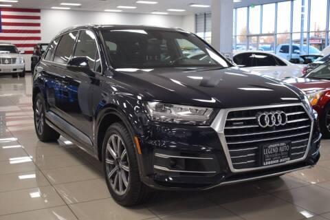 2017 Audi Q7 for sale at Legend Auto in Sacramento CA