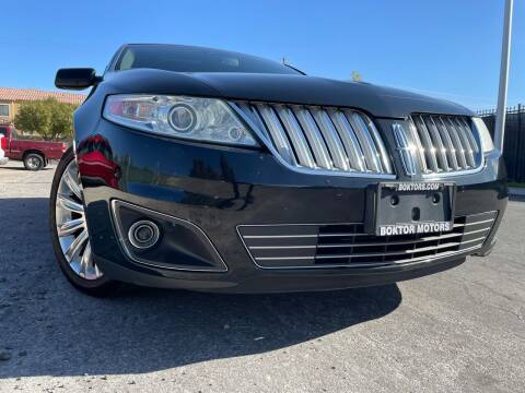 2011 Lincoln MKS for sale at Boktor Motors in Las Vegas NV