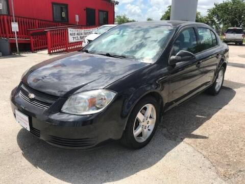 2010 Chevrolet Cobalt for sale at Talisman Motor City in Houston TX