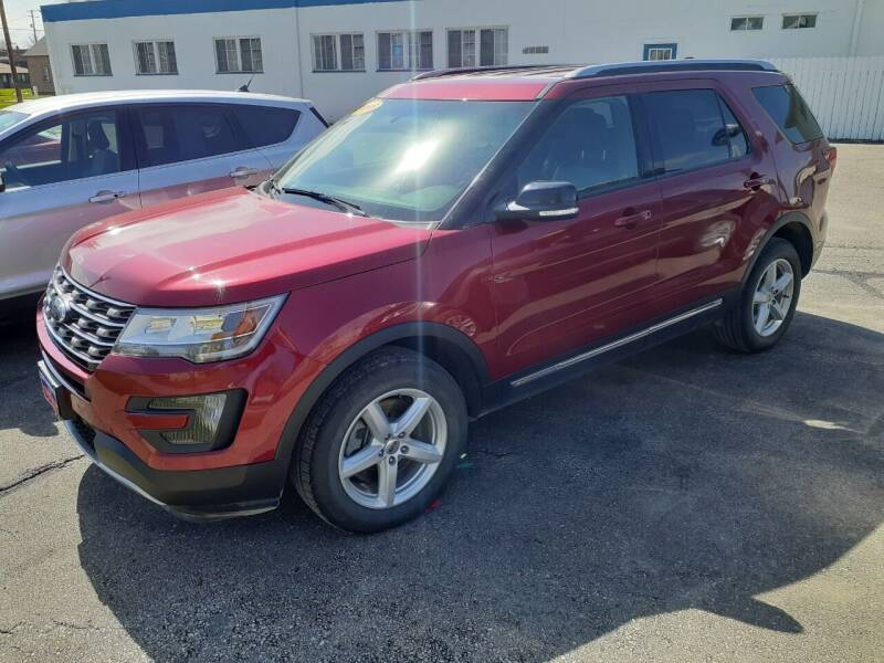2016 Ford Explorer for sale at Albia Motor Co in Albia IA