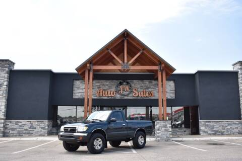 1998 Toyota Tacoma for sale at JW Auto Sales LLC in Harrisonburg VA