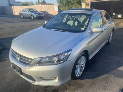 2013 Honda Accord for sale at Autohub of Virginia in Richmond VA