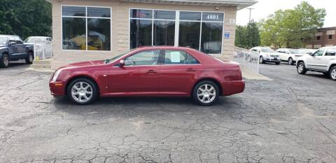 2007 Cadillac STS for sale at Auto Galaxy Inc in Grand Rapids MI