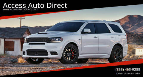 2019 Dodge Durango for sale at Access Auto Direct in Baldwin NY