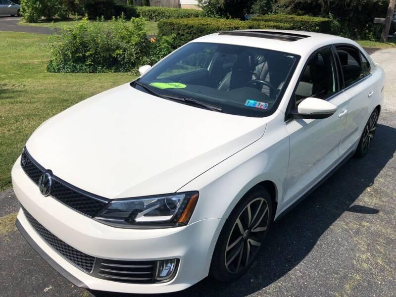 2014 Volkswagen Jetta for sale at MECHANICSBURG SPORT CAR CENTER in Mechanicsburg PA