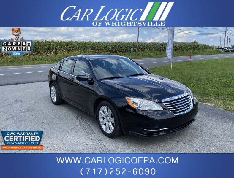 2012 Chrysler 200 for sale at Car Logic in Wrightsville PA