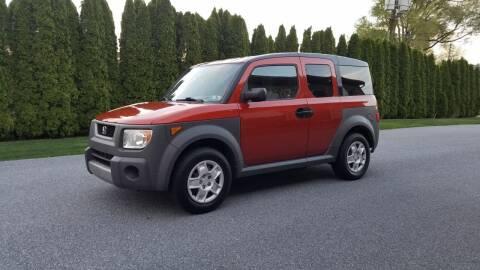 2005 Honda Element for sale at Kingdom Autohaus LLC in Landisville PA