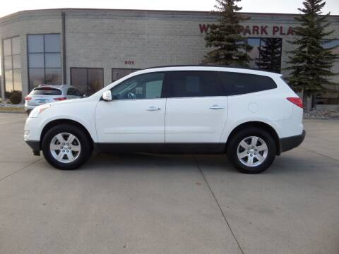2012 Chevrolet Traverse for sale at Elite Motors in Fargo ND