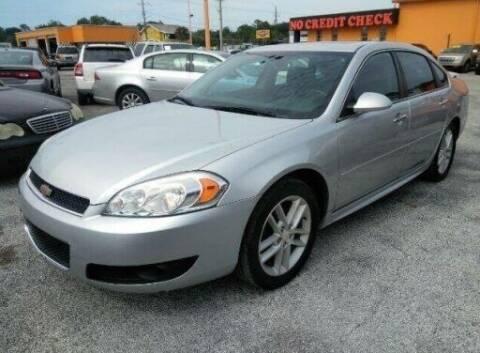 2014 Chevrolet Impala Limited for sale at JacksonvilleMotorMall.com in Jacksonville FL