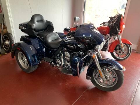 2014 Harley Davidsom  Tri Glide Ultra for sale at Dan Powers Honda Motorsports in Elizabethtown KY