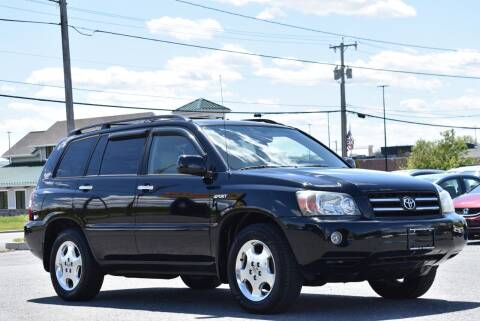 2006 Toyota Highlander for sale at Broadway Garage of Columbia County Inc. in Hudson NY