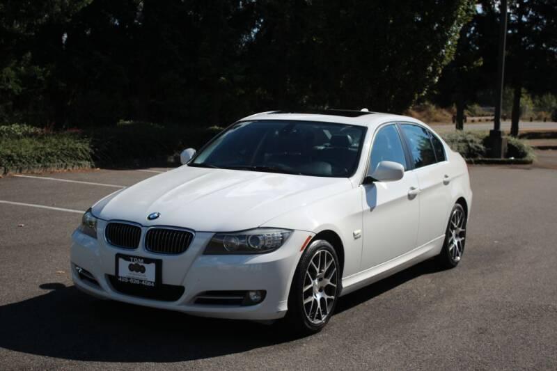 2011 BMW 3 Series for sale at Top Gear Motors in Lynnwood WA