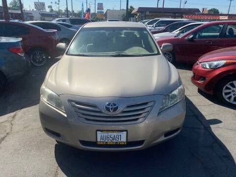 2009 Toyota Camry for sale at Affordable Auto Inc. in Pico Rivera CA