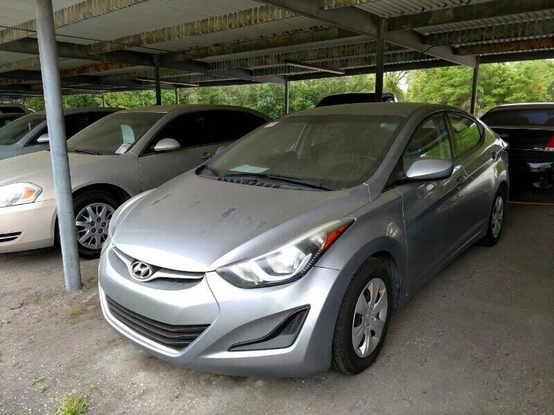 2016 Hyundai Elantra for sale at Mott's Inc Auto in Live Oak FL