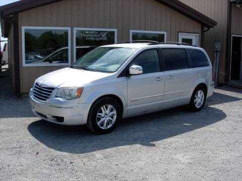 2010 Chrysler Town and Country for sale at Greg Vallett Auto Sales in Steeleville IL
