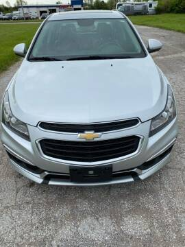 2015 Chevrolet Cruze for sale at MJ'S Sales in O'Fallon MO