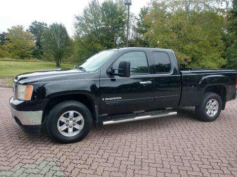 2007 GMC Sierra 1500 for sale at CARS PLUS in Fayetteville TN