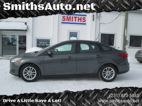 2017 Ford Focus for sale at SmithsAuto.net in Hart MI