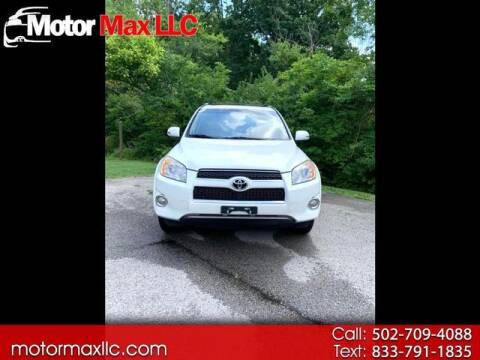 2012 Toyota RAV4 for sale at Motor Max Llc in Louisville KY