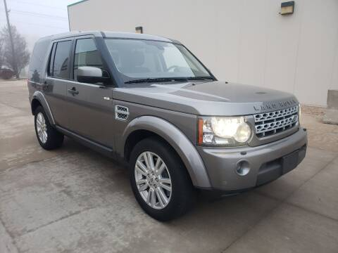 2011 Land Rover LR4 for sale at Auto Choice in Belton MO