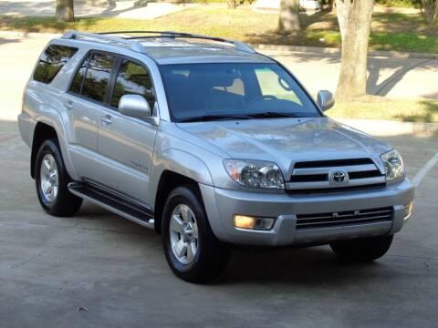2004 Toyota 4Runner for sale at Auto Starlight in Dallas TX