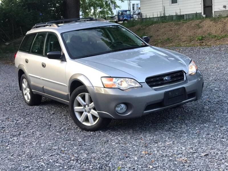 2007 Subaru Outback for sale at Pak Auto Corp in Schenectady NY