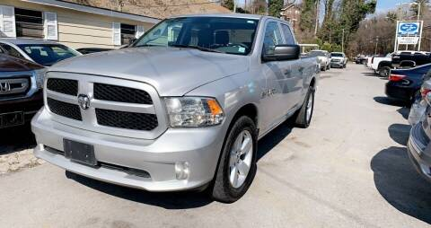 2014 RAM Ram Pickup 1500 for sale at North Knox Auto LLC in Knoxville TN