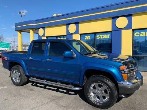 2012 Chevrolet Colorado for sale at Star Cars Inc in Fredericksburg VA