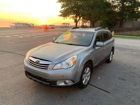 2011 Subaru Outback for sale at Quincy Shore Automotive in Quincy MA