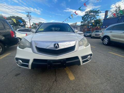 2010 Acura RDX for sale at Metro Auto Sales in Lawrence MA