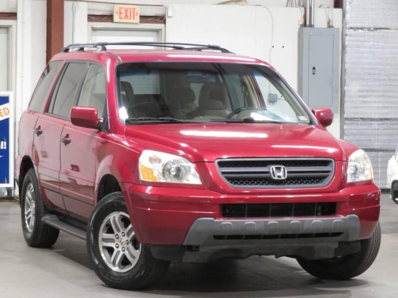 2004 Honda Pilot for sale at CarPlex in Manassas VA