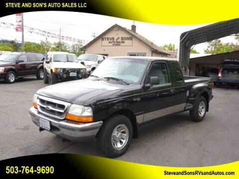 1998 Ford Ranger for sale at Steve & Sons Auto Sales in Happy Valley OR