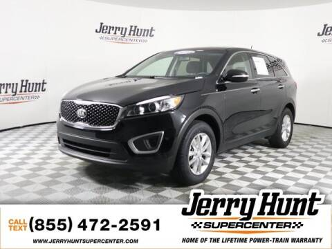2016 Kia Sorento for sale at Jerry Hunt Supercenter in Lexington NC