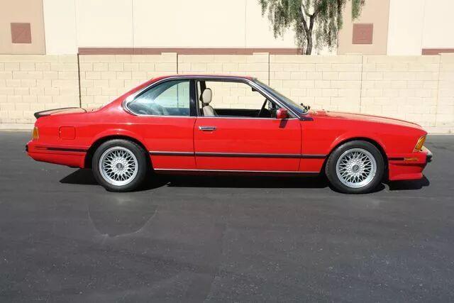 1988 BMW M6 2