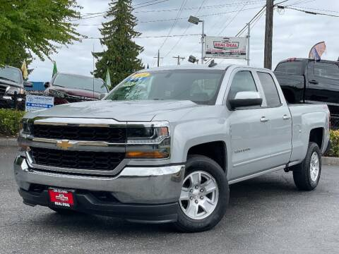 2019 Chevrolet Silverado 1500 LD for sale at Real Deal Cars in Everett WA