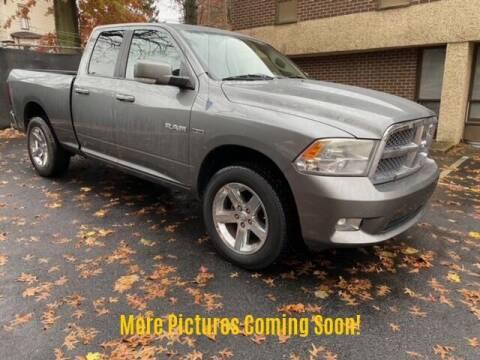 2009 Dodge Ram Pickup 1500 for sale at Warner Motors in East Orange NJ