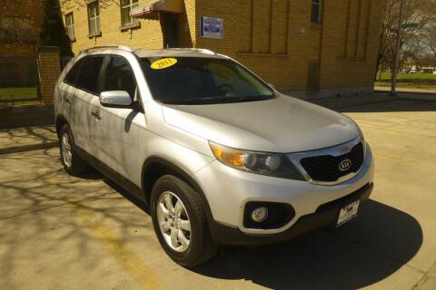 2011 Kia Sorento for sale at A1 Motors Inc in Chicago IL