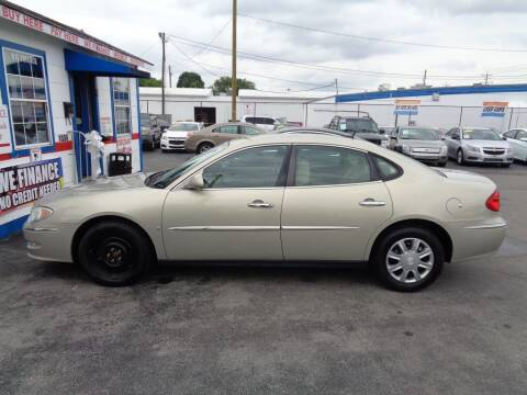 2008 Buick LaCrosse for sale at Cars Unlimited Inc in Lebanon TN