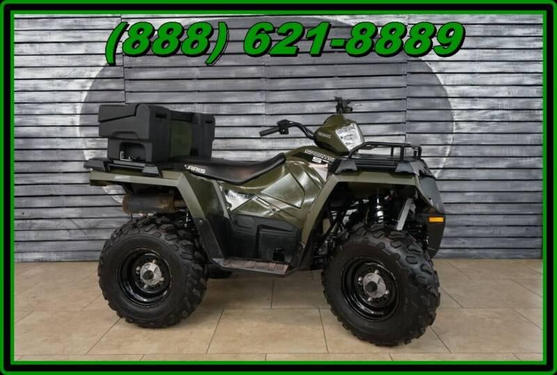2015 Polaris Sportsman 570 for sale at AZautorv.com in Mesa AZ
