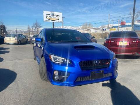 2017 Subaru WRX for sale at CarSmart Auto Group in Murray UT