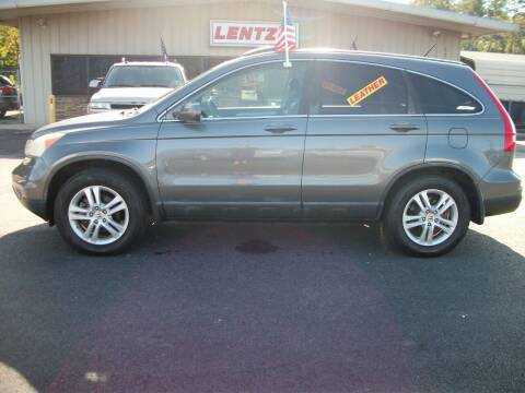 2010 Honda CR-V for sale at Lentz's Auto Sales in Albemarle NC