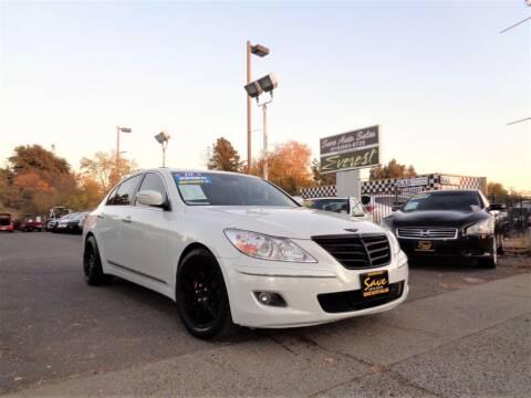 2010 Hyundai Genesis for sale at Save Auto Sales in Sacramento CA