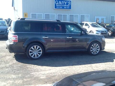 2018 Ford Flex for sale at Garys Sales & SVC in Caribou ME