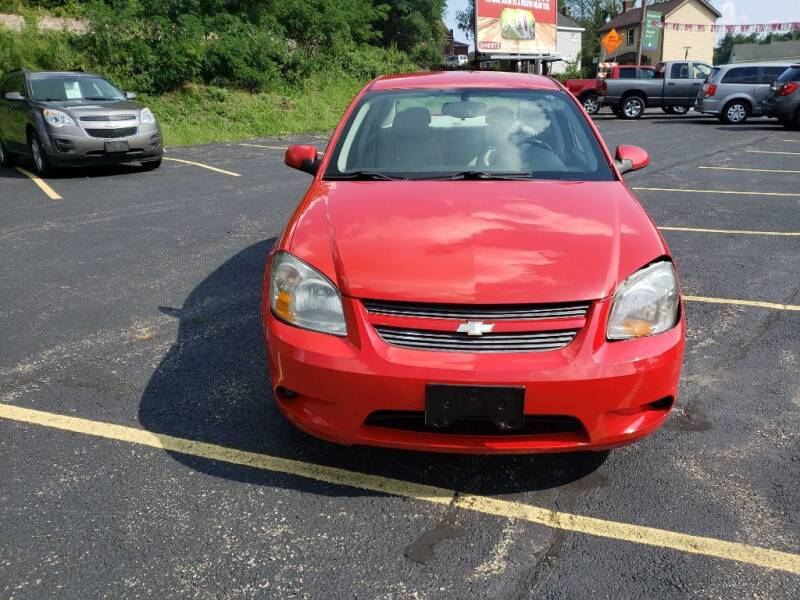 2010 Chevrolet Cobalt for sale at KANE AUTO SALES in Greensburg PA
