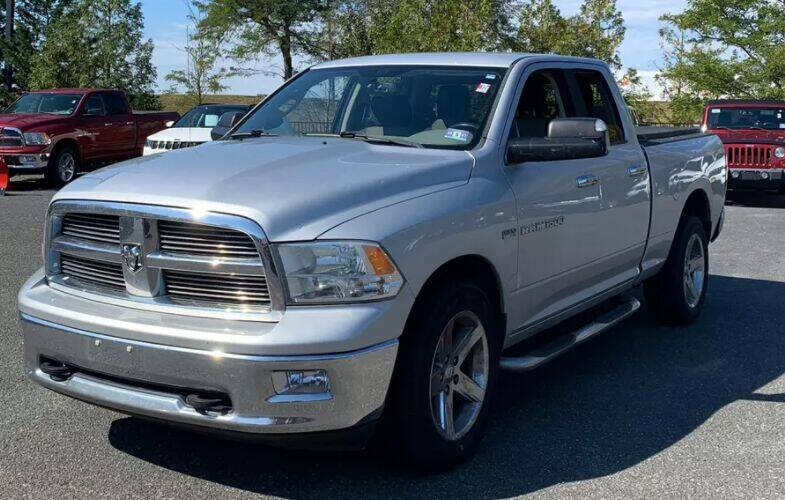 2012 RAM Ram Pickup 1500 for sale at Reliable Auto Sales in Roselle NJ