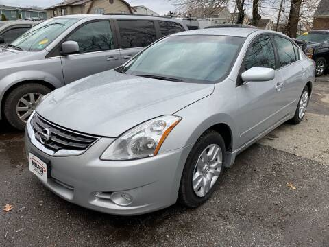 2012 Nissan Altima for sale at Charles and Son Auto Sales in Totowa NJ