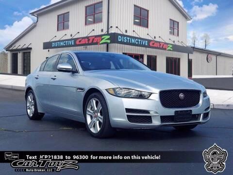 2018 Jaguar XE for sale at Distinctive Car Toyz in Egg Harbor Township NJ