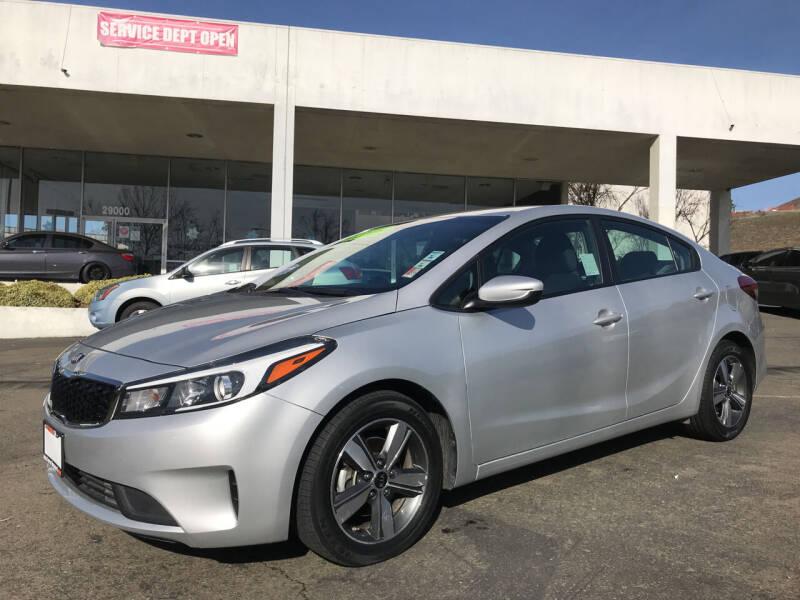 2018 Kia Forte for sale at Autos Wholesale in Hayward CA